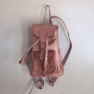 2 for 100- Handmade Leather Bag